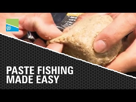 PASTE FISHING MADE EASY With Andy Findlay