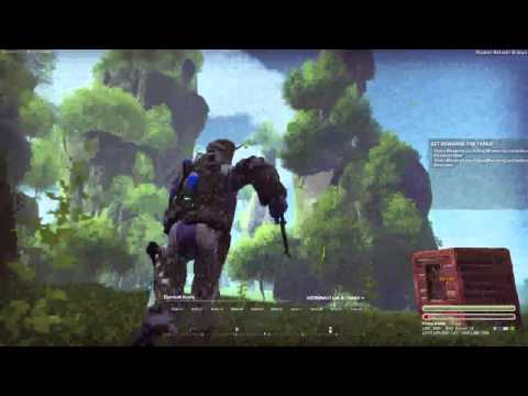 Grav Reborn Part 2 PC *Building Sick bases and flying around*