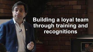 Franchise Management Series:( Building a loyal team through training