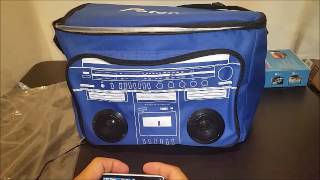 Bluetooth cooler bag from Potensic