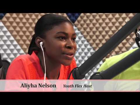 Youth Flex Radio Show - Cayman Islands - Arin Taylor