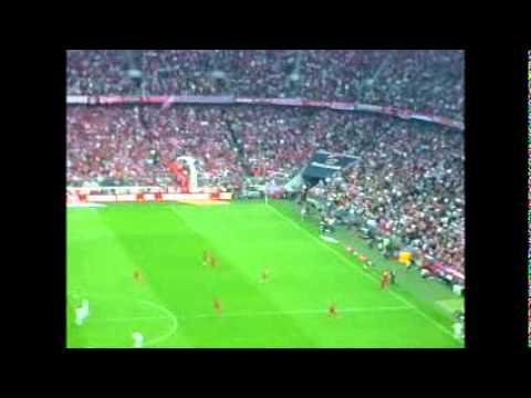 FC Bayern 3:0 Bayer Leverkusen - 2:0 Daniel van Buyten (24.09.11)