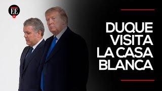 ¿Qué hablaron Trump y Duque sobre Venezuela? | El Espectador