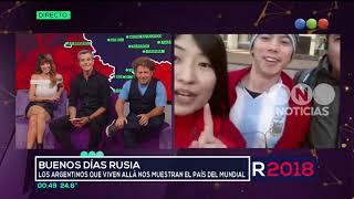 Argentinos en Rusia - Staff de Noticias