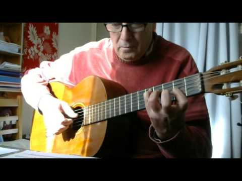 Macadam Cowboy - for solo guitar