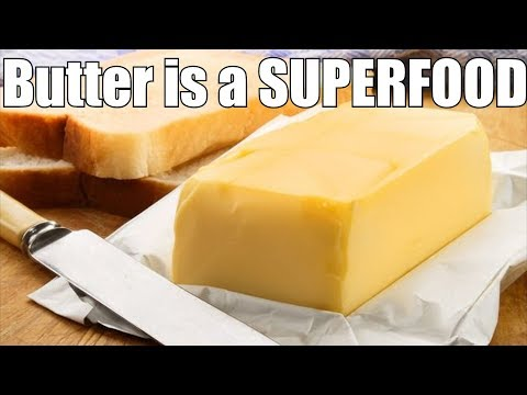 Butter is a SUPERFOOD!