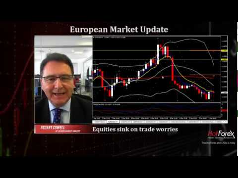 Equities sink on trade worries | 05 December 2018