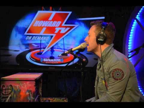 Chris Martin - Yellow (Story Behind The Song) (Howard Stern 2011.09.11) audio only