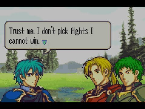 Fire Emblem The Sacred Stones Playthrough: Part 7 - Meanwhile...
