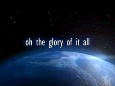 David Crowder - Glory of it all