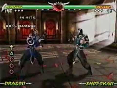 Mortal Kombat Destruction Part 1 of 2 For MK Deception poster