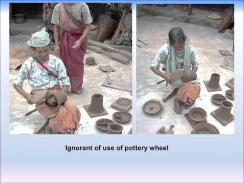 Miracle & Lost Traditional Pottery Technology of Meghalaya, India