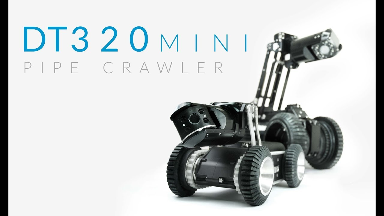 DT320 Mini Crawler Package