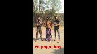 Psycho Guy on Street prank _ IBRAHIM. P