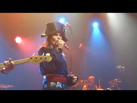 Stand and Deliver -  Adam Ant 12-10-17 Tivoli Brisbane Front Row
