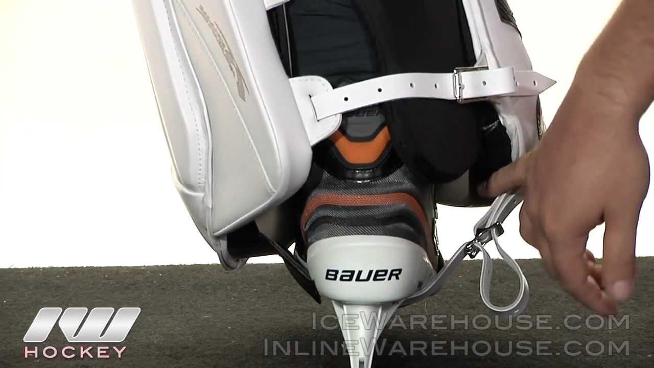 Vaughn Velocity V5 7460 Goalie Leg Pad Review