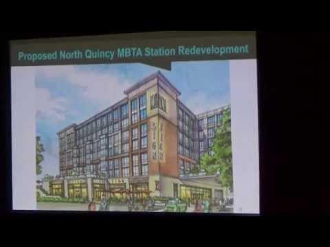 North Quincy MBTA station redevelopment: neighborhood workshop