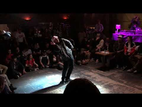 ON Point 2017 Locking Battle in Montreal