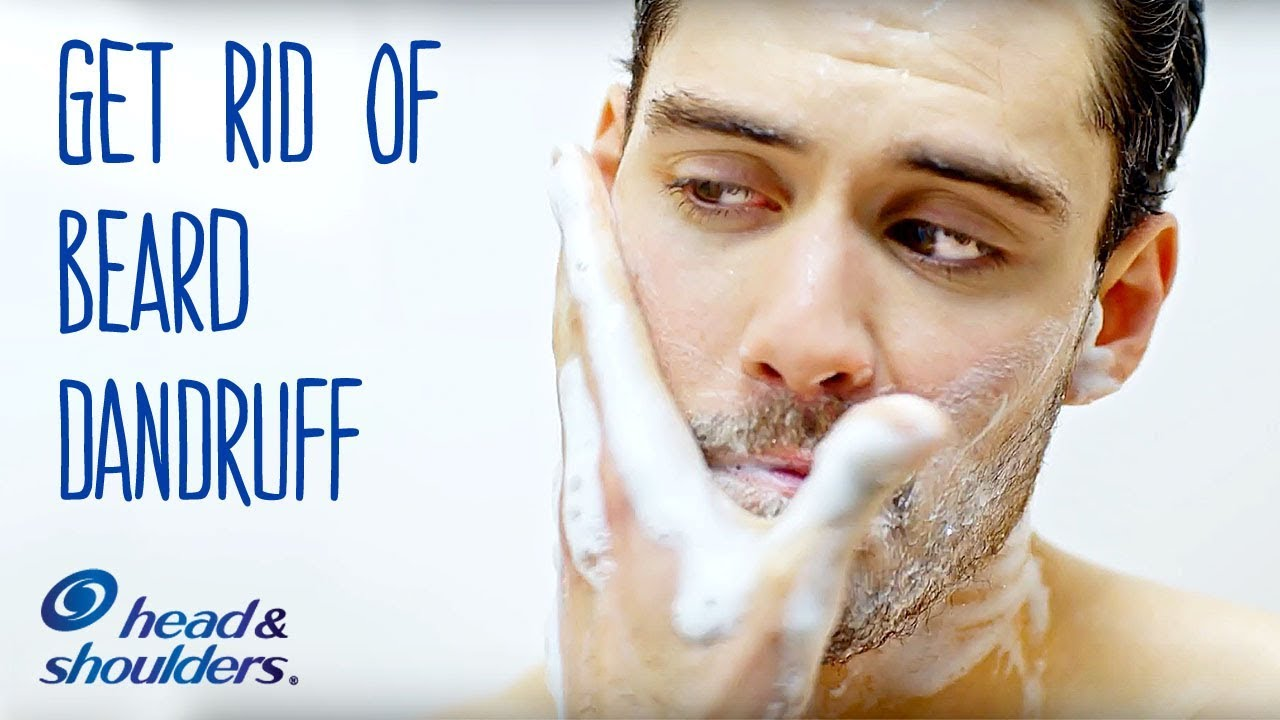 BEARD DANDRUFF | HEAD & SHOULDERS