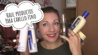 #6beautybcn Haul Productos para cabello fino