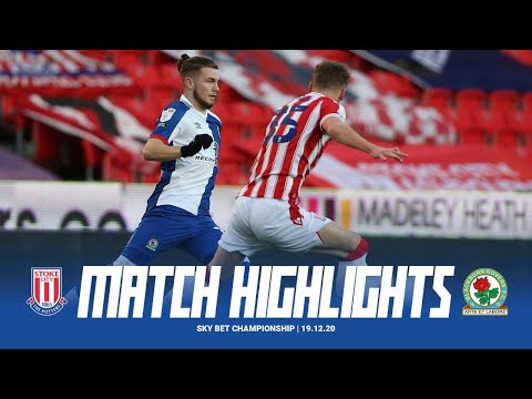 Stoke Blackburn Goals And Highlights