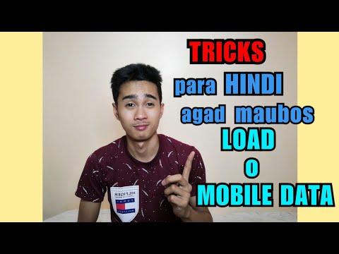 tricks-para-hindi-agad-maubos-ang-load-or-mobile-data-mo!-2020