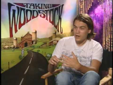 "Emile Hirsch Interview ""Taking Woodstock"""
