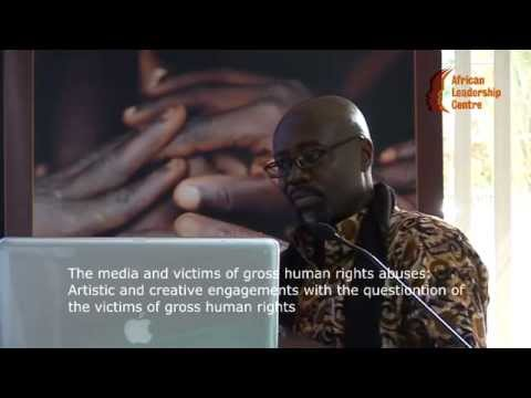 Media & victims of gross human rights abuses: Artistic and creative perspectives