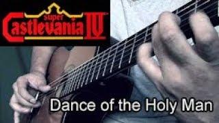 Super Castlevania IV - Dance of The Holy Man (Simon