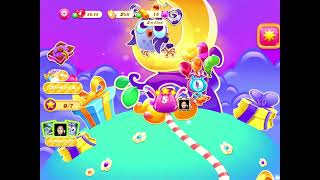 Let's Play - Candy Crush Jelly Saga (Odus Birthday Bash: Level 1 - 5) screenshot 4