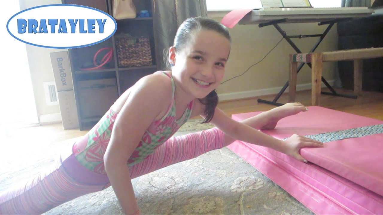 Stretching Before Stretching? (WK 176.6) | Bratayley