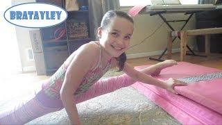 Stretching Before Stretching? (WK 176.6)   Bratayley
