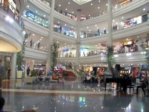 Robinson Shopping Mall Manila Philippines 02 2012 Youtube