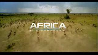 Seen on IMAX - Africa - The Serengeti (Trailer)