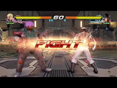Tekken 7 Why Cant i Block Dragontails