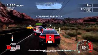 Need For Speed: Hot Pursuit - Racers - Shock And Awe [Hot Pursuit]