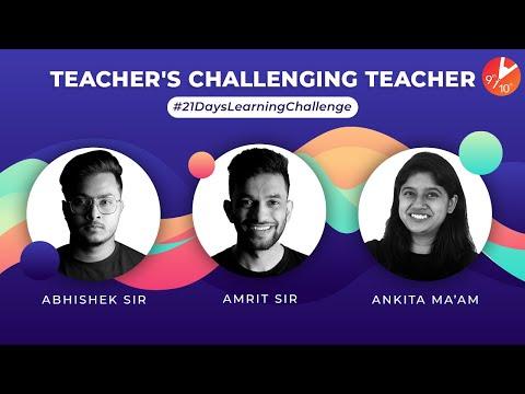 teachers-accepting-challenge-|-#21dayslearningchallenge-learn-during-lockdown-@vedantu-class-9-&-10