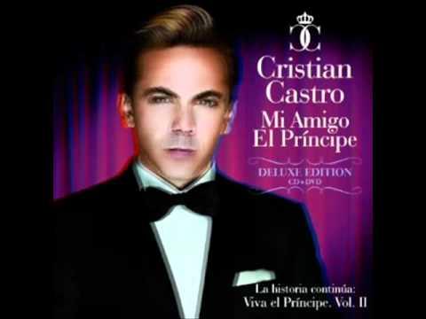 Cristian Castro - Gotas De Fuego  2011
