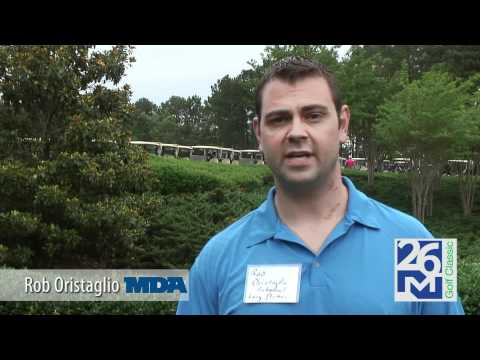 Rob Oristaglio - Mansfield Golf Classic Interviews