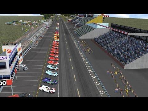 rFactor: 1970 World Sportscar Championship - Circuit de la Sarthe 1970 - Race