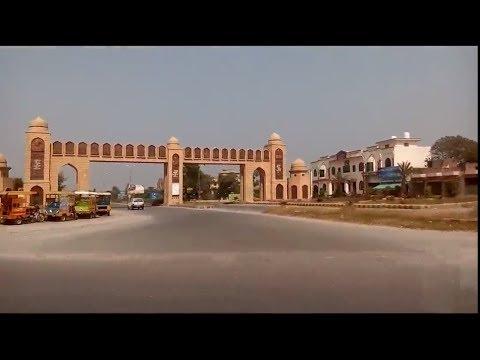 Wazirabad Bypass Towards Dhaunkal Mor | وزِيرآباد  دھونکل | Traveling in Pakistan