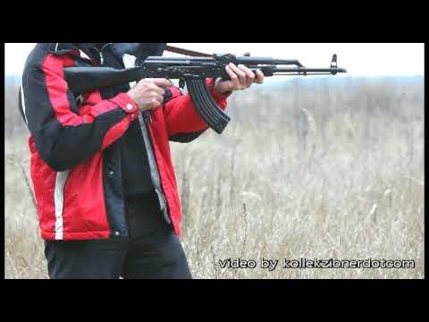 AKM firing blanks