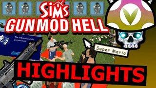Скачать Vinesauce Joel Sims 1 Gun Mod Hell HIGHLIGHTS