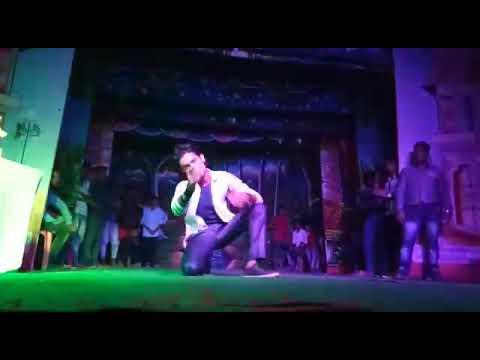 Nazim Ali Non-stop Dance video Ending with couple (Smallwood Bisauli)