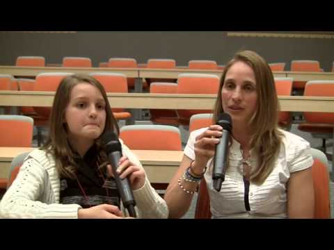 12 yr old interview Victoria and Marcia Grant on Money Creation