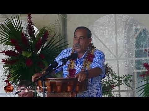 H E Peter Christian 48th Speech during the Pacific Island Forum, Samoa 2017