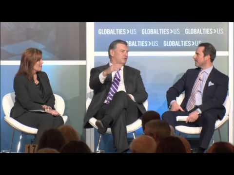 #GlobalTies2016 Panel on Strengthening International Ties Locally