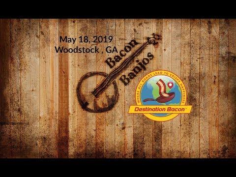 Bacon & Banjos Festival Woodstock 2019