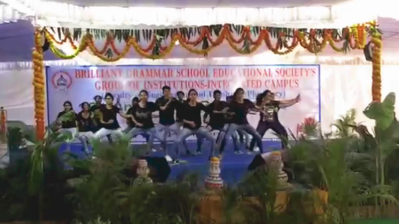 KNRR (BRILLIANT) SPECIAL performance at |BRIG| ANNUAL DAY 2K19