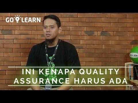 ▸▸ INI KENAPA QUALITY ASSURANCE HARUS ADA  // Iqbal Hanif 💡 GO-LEARN